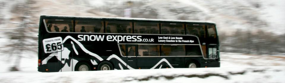 SkiBus UK coach to Alps