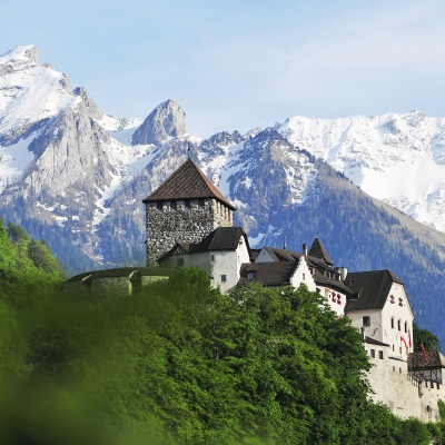 Liechtenstein Alps