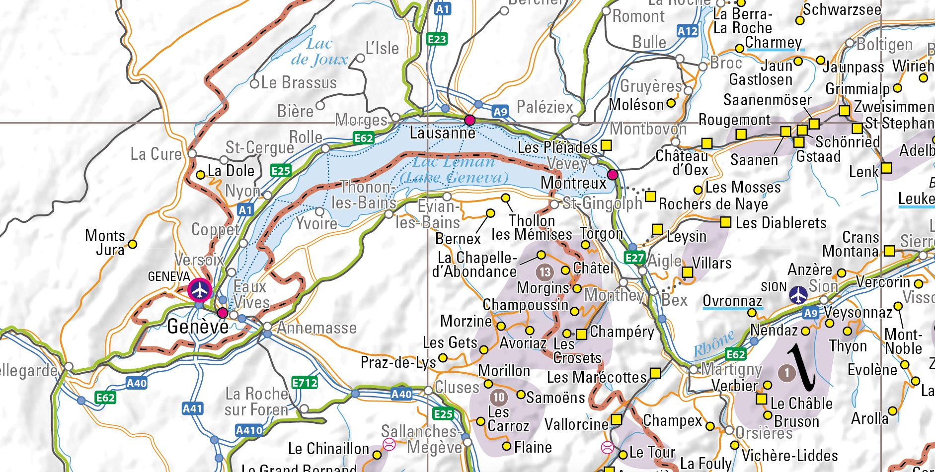 Sample of mapping